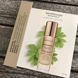💐5 for $13💐 BareMinerals skinlongevity infusion